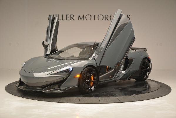 Used 2019 McLaren 600LT Luxury for sale Sold at Maserati of Westport in Westport CT 06880 14