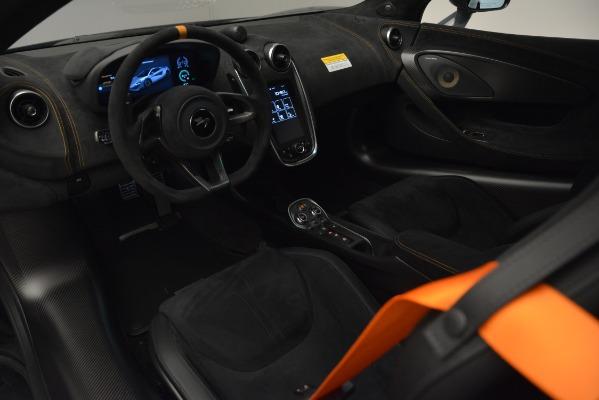 Used 2019 McLaren 600LT Luxury for sale Sold at Maserati of Westport in Westport CT 06880 17