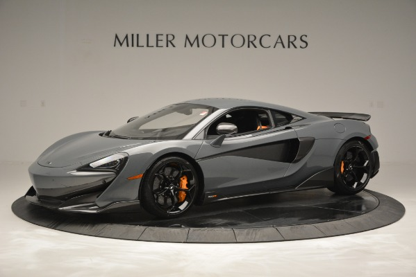 Used 2019 McLaren 600LT Luxury for sale Sold at Maserati of Westport in Westport CT 06880 2