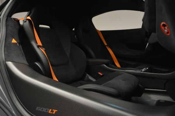 Used 2019 McLaren 600LT Luxury for sale Sold at Maserati of Westport in Westport CT 06880 23