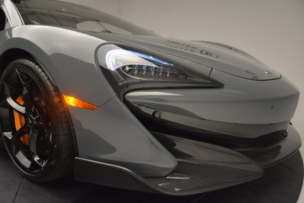 Used 2019 McLaren 600LT Luxury for sale Sold at Maserati of Westport in Westport CT 06880 24
