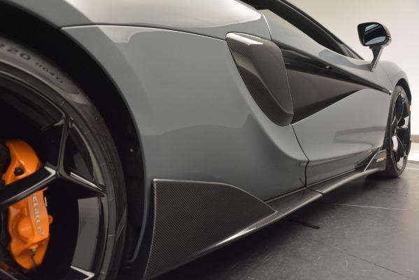 Used 2019 McLaren 600LT Luxury for sale Sold at Maserati of Westport in Westport CT 06880 25
