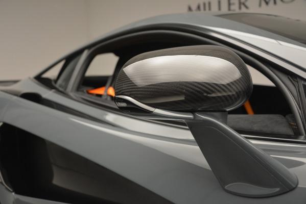 Used 2019 McLaren 600LT Luxury for sale Sold at Maserati of Westport in Westport CT 06880 26