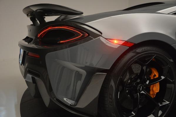 Used 2019 McLaren 600LT Luxury for sale Sold at Maserati of Westport in Westport CT 06880 27