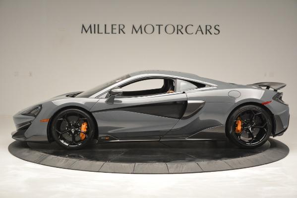 Used 2019 McLaren 600LT Luxury for sale Sold at Maserati of Westport in Westport CT 06880 3