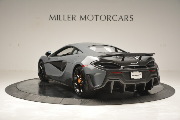 Used 2019 McLaren 600LT Luxury for sale Sold at Maserati of Westport in Westport CT 06880 5