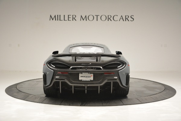 Used 2019 McLaren 600LT Luxury for sale Sold at Maserati of Westport in Westport CT 06880 6