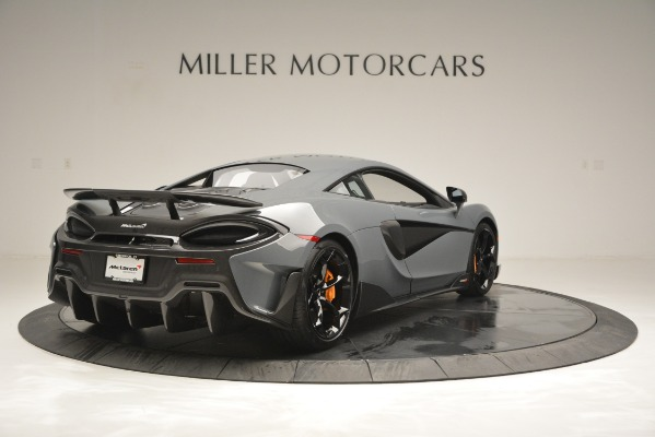 Used 2019 McLaren 600LT Luxury for sale Sold at Maserati of Westport in Westport CT 06880 7