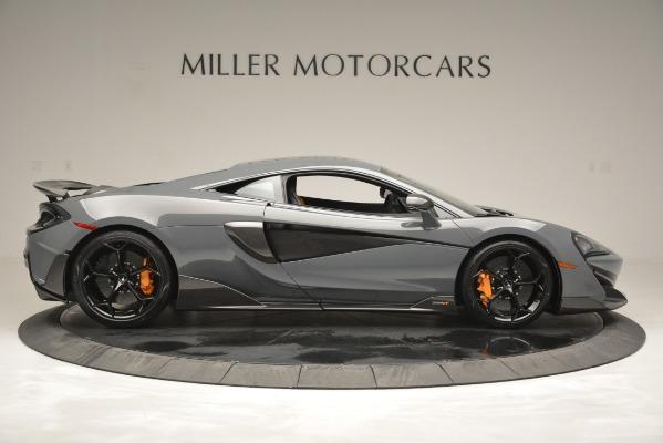 Used 2019 McLaren 600LT Luxury for sale Sold at Maserati of Westport in Westport CT 06880 9