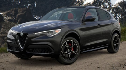 New 2021 Alfa Romeo Stelvio Ti Sport Q4 for sale $57,850 at Maserati of Westport in Westport CT 06880 1