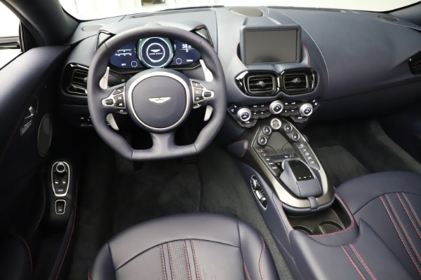 New 2021 Aston Martin Vantage Roadster for sale $184,286 at Maserati of Westport in Westport CT 06880 13
