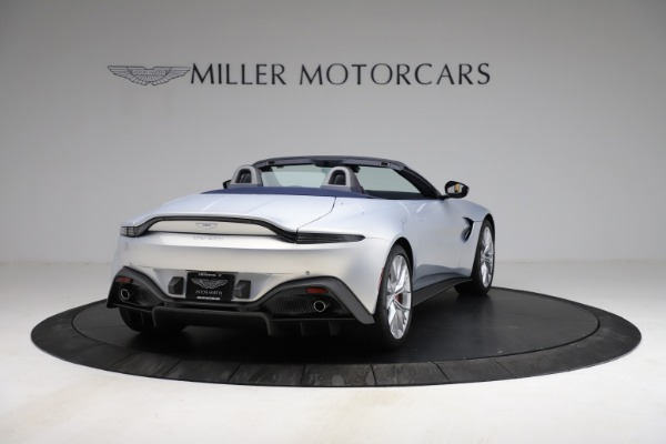 New 2021 Aston Martin Vantage Roadster for sale $184,286 at Maserati of Westport in Westport CT 06880 6