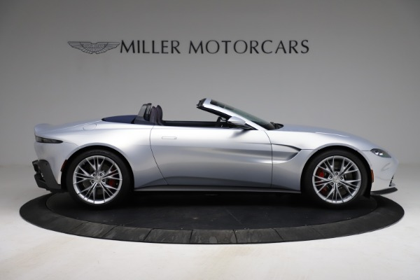 New 2021 Aston Martin Vantage Roadster for sale $184,286 at Maserati of Westport in Westport CT 06880 8