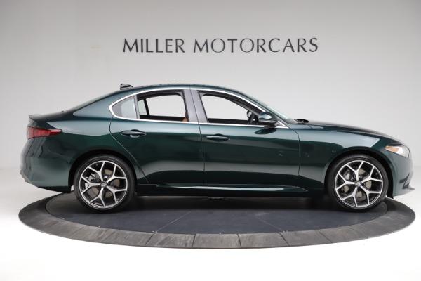 New 2021 Alfa Romeo Giulia Ti Q4 for sale $52,600 at Maserati of Westport in Westport CT 06880 11
