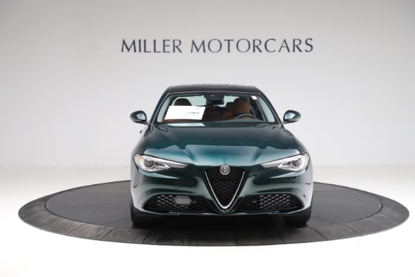 New 2021 Alfa Romeo Giulia Ti Q4 for sale Sold at Maserati of Westport in Westport CT 06880 15