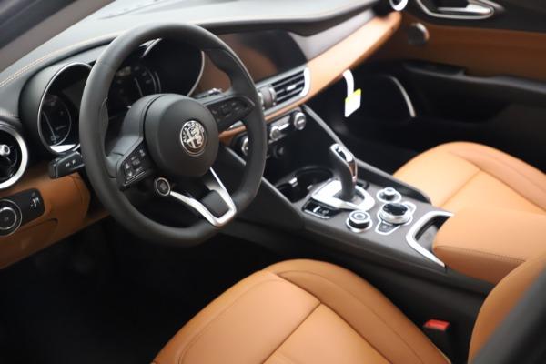 New 2021 Alfa Romeo Giulia Ti Q4 for sale $52,600 at Maserati of Westport in Westport CT 06880 16