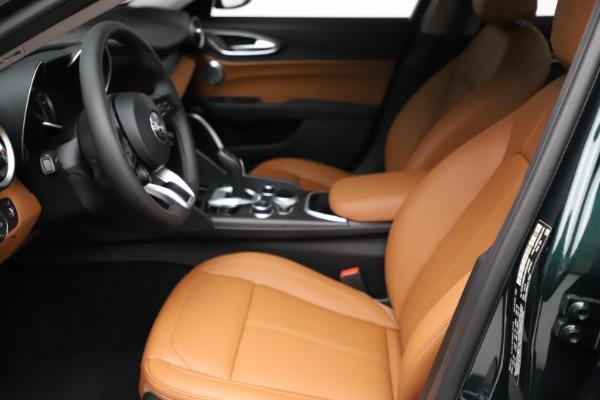 New 2021 Alfa Romeo Giulia Ti Q4 for sale Sold at Maserati of Westport in Westport CT 06880 17