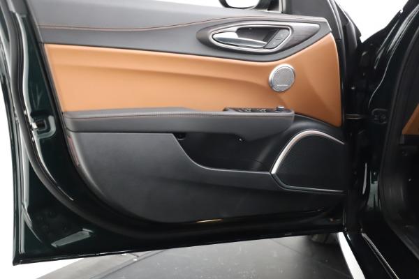 New 2021 Alfa Romeo Giulia Ti Q4 for sale Sold at Maserati of Westport in Westport CT 06880 19