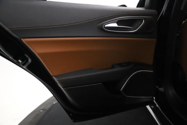 New 2021 Alfa Romeo Giulia Ti Q4 for sale $52,600 at Maserati of Westport in Westport CT 06880 22