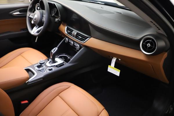New 2021 Alfa Romeo Giulia Ti Q4 for sale Sold at Maserati of Westport in Westport CT 06880 23