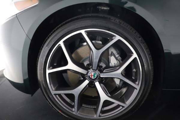 New 2021 Alfa Romeo Giulia Ti Q4 for sale Sold at Maserati of Westport in Westport CT 06880 27