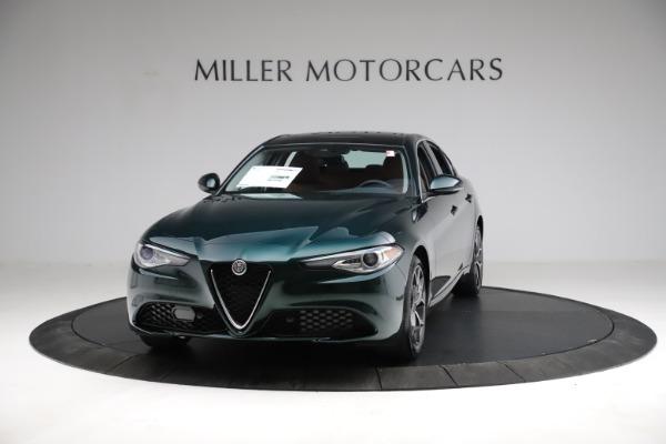 New 2021 Alfa Romeo Giulia Ti Q4 for sale $52,600 at Maserati of Westport in Westport CT 06880 1