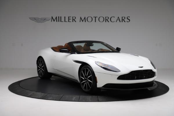 New 2021 Aston Martin DB11 Volante for sale $272,686 at Maserati of Westport in Westport CT 06880 10