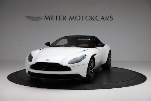 New 2021 Aston Martin DB11 Volante for sale $272,686 at Maserati of Westport in Westport CT 06880 12