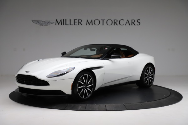 New 2021 Aston Martin DB11 Volante for sale $272,686 at Maserati of Westport in Westport CT 06880 13