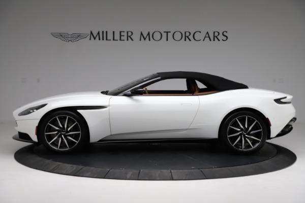 New 2021 Aston Martin DB11 Volante for sale $272,686 at Maserati of Westport in Westport CT 06880 14