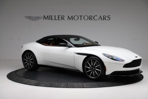 New 2021 Aston Martin DB11 Volante for sale $272,686 at Maserati of Westport in Westport CT 06880 16