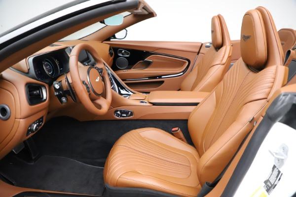 New 2021 Aston Martin DB11 Volante for sale $272,686 at Maserati of Westport in Westport CT 06880 18