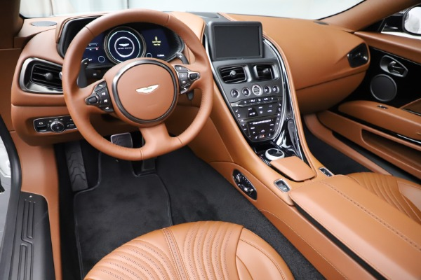 New 2021 Aston Martin DB11 Volante for sale $272,686 at Maserati of Westport in Westport CT 06880 19