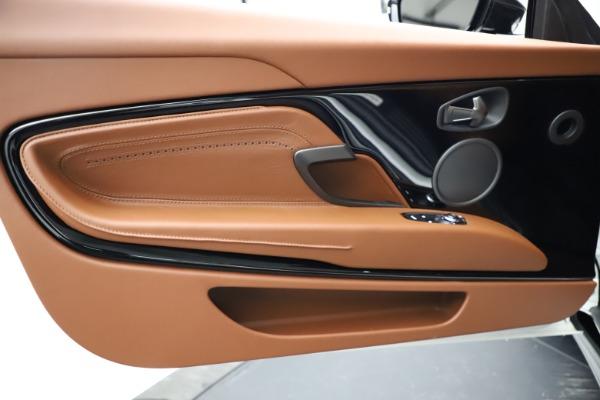 New 2021 Aston Martin DB11 Volante for sale $272,686 at Maserati of Westport in Westport CT 06880 22