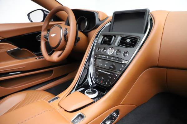 New 2021 Aston Martin DB11 Volante for sale $272,686 at Maserati of Westport in Westport CT 06880 23