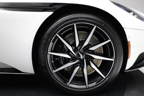 New 2021 Aston Martin DB11 Volante for sale $272,686 at Maserati of Westport in Westport CT 06880 26