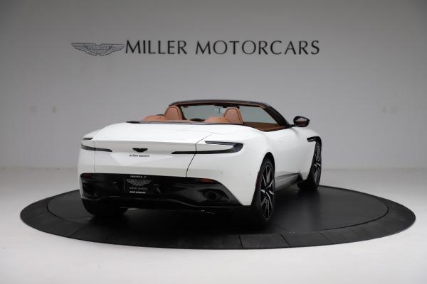 New 2021 Aston Martin DB11 Volante for sale $272,686 at Maserati of Westport in Westport CT 06880 6