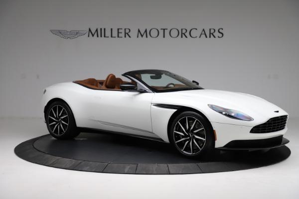 New 2021 Aston Martin DB11 Volante for sale $272,686 at Maserati of Westport in Westport CT 06880 9