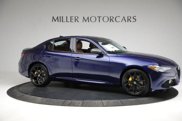New 2021 Alfa Romeo Giulia Ti Q4 for sale $51,350 at Maserati of Westport in Westport CT 06880 10