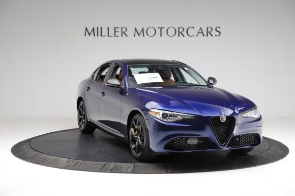 New 2021 Alfa Romeo Giulia Ti Q4 for sale $51,350 at Maserati of Westport in Westport CT 06880 11