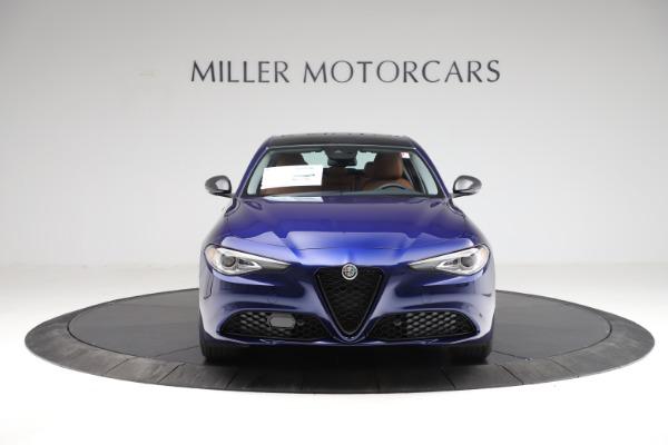 New 2021 Alfa Romeo Giulia Ti Q4 for sale $51,350 at Maserati of Westport in Westport CT 06880 12