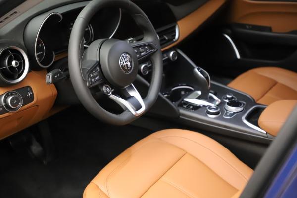 New 2021 Alfa Romeo Giulia Ti Q4 for sale $51,350 at Maserati of Westport in Westport CT 06880 14