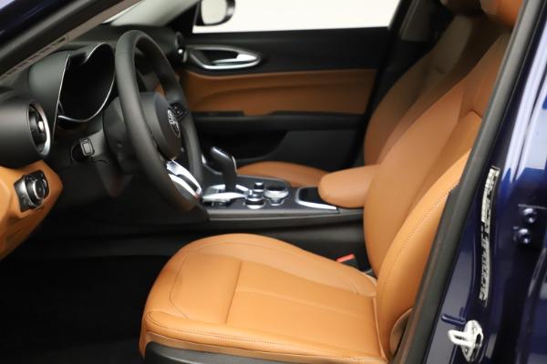 New 2021 Alfa Romeo Giulia Ti Q4 for sale $51,350 at Maserati of Westport in Westport CT 06880 15