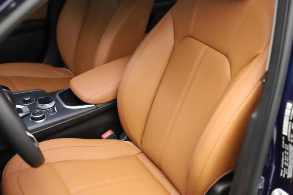 New 2021 Alfa Romeo Giulia Ti Q4 for sale $51,350 at Maserati of Westport in Westport CT 06880 16