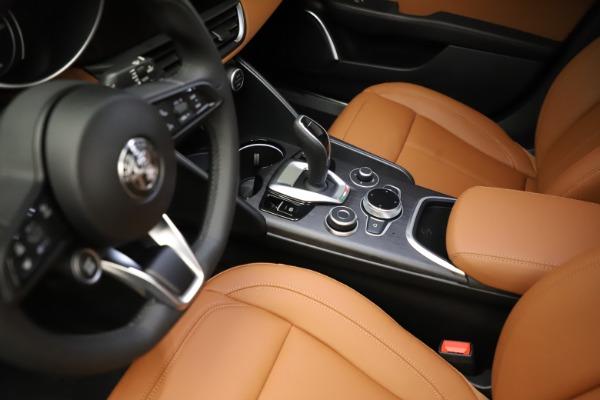 New 2021 Alfa Romeo Giulia Ti Q4 for sale $51,350 at Maserati of Westport in Westport CT 06880 17