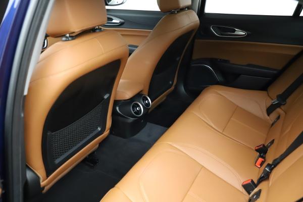 New 2021 Alfa Romeo Giulia Ti Q4 for sale $51,350 at Maserati of Westport in Westport CT 06880 19
