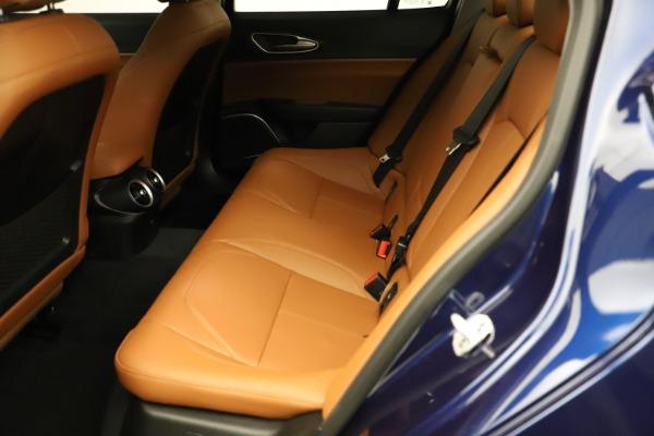 New 2021 Alfa Romeo Giulia Ti Q4 for sale $51,350 at Maserati of Westport in Westport CT 06880 20