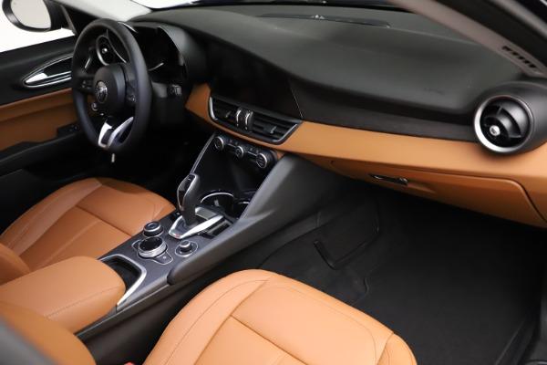 New 2021 Alfa Romeo Giulia Ti Q4 for sale $51,350 at Maserati of Westport in Westport CT 06880 21