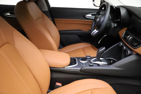 New 2021 Alfa Romeo Giulia Ti Q4 for sale $51,350 at Maserati of Westport in Westport CT 06880 23