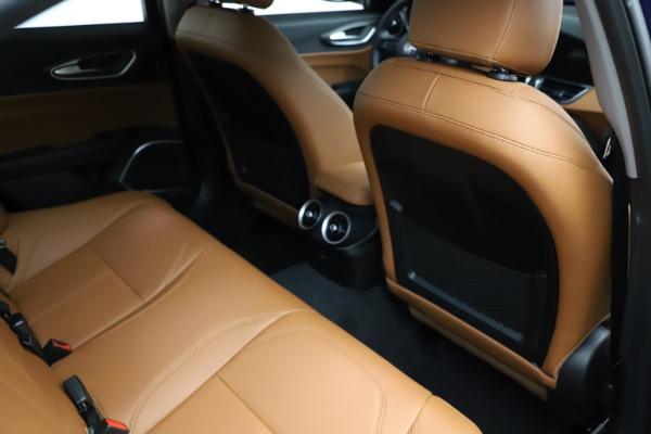 New 2021 Alfa Romeo Giulia Ti Q4 for sale $51,350 at Maserati of Westport in Westport CT 06880 24